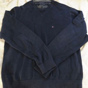 Tommy Hilfiger knitted crew neck